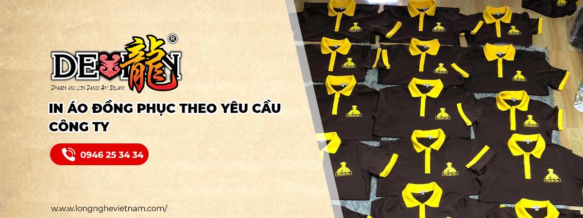 Long Nghệ Việt Nam - In áo đồng phục theo yêu cầu